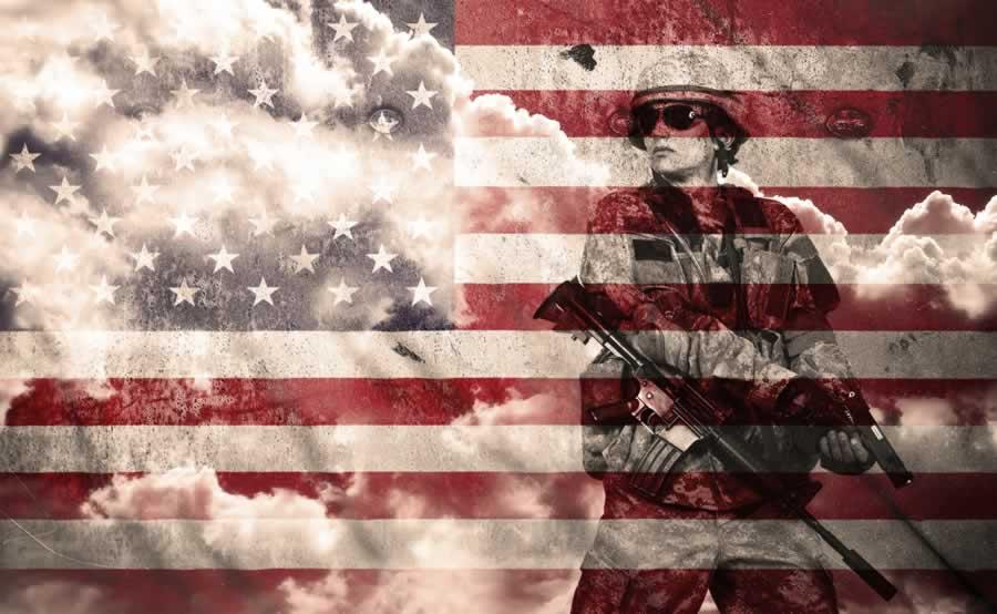 Soldiers-war-America