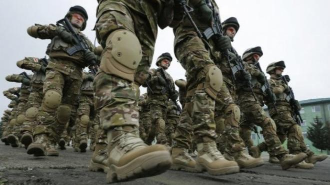 военни учения