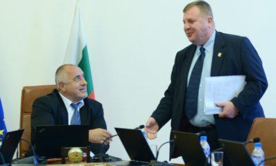 Красимир Каракачанов Бойко Борисов
