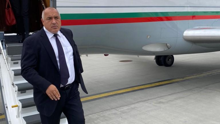 Резултат с изображение за борисов самолет