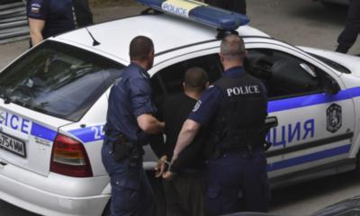 полиция-арест
