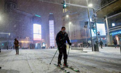 madrid-ski
